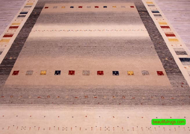 8×12 Rug, Beautiful Rug in our Oriental Rug Gallery, close up image, size 8.2x12.3