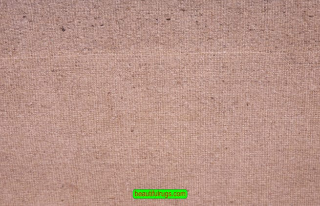 8×12 Rug, Beautiful Rug in our Oriental Rug Gallery, backside image, size 8.2x12.3