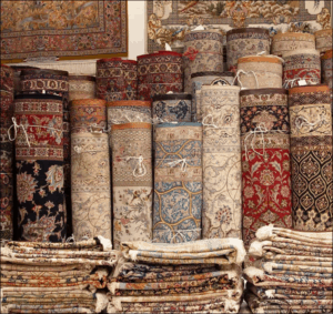 Iranian-Hand-Knotted-Rugs