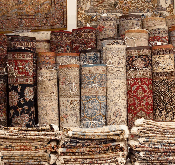 Iranian Hand-Knotted Rugs In Chicago - Beautiful Rugs